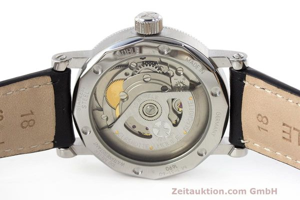Used luxury watch Mühle * steel automatic Kal. ETA 2824-2 Ref. M1-31-60  | 162568 09