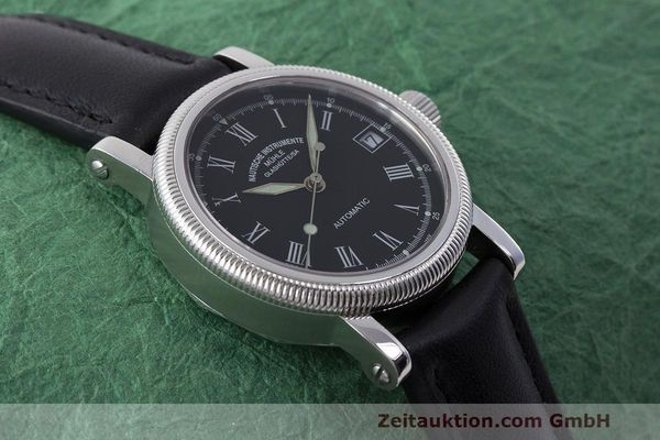 Used luxury watch Mühle * steel automatic Kal. ETA 2824-2 Ref. M1-31-60  | 162568 14