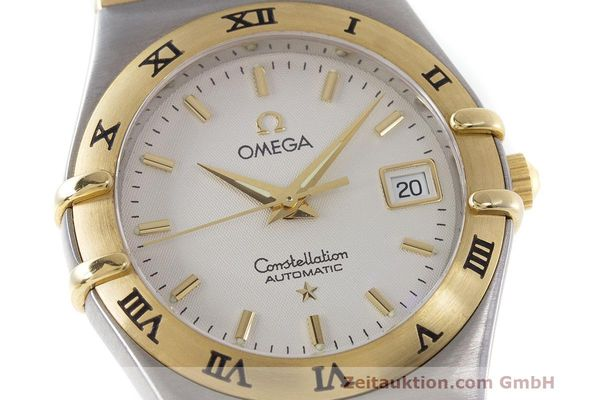 Used luxury watch Omega Constellation steel / gold automatic Kal. 725 ETA 2000  | 162571 02