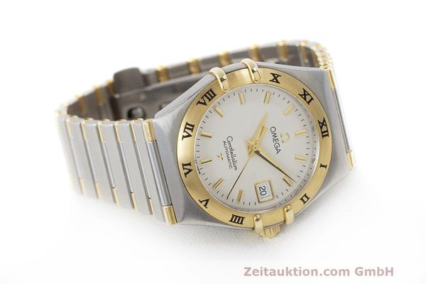 Used luxury watch Omega Constellation steel / gold automatic Kal. 725 ETA 2000  | 162571 03