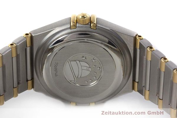 Used luxury watch Omega Constellation steel / gold automatic Kal. 725 ETA 2000  | 162571 08