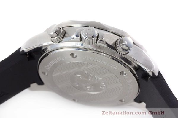 Used luxury watch Omega Seamaster chronograph steel automatic Kal. 3602 Ref. 28695091  | 162572 12