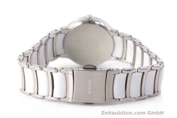 Used luxury watch Rado Centrix ceramic / steel quartz Kal. ETA 956.112 Ref. 111.0928.3  | 162574 10
