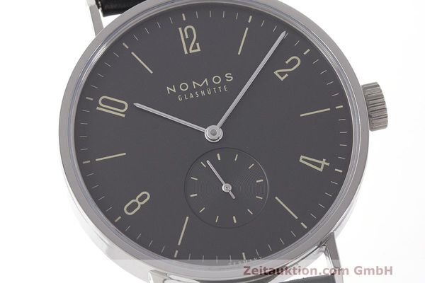 Used luxury watch Nomos Tangomat steel automatic Kal. Epsilon  | 162593 02