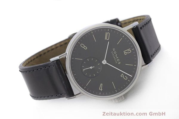 Used luxury watch Nomos Tangomat steel automatic Kal. Epsilon  | 162593 03