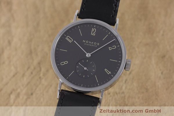 Used luxury watch Nomos Tangomat steel automatic Kal. Epsilon  | 162593 04