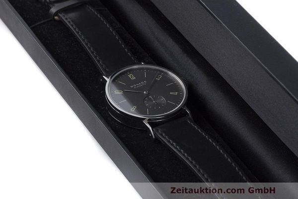 Used luxury watch Nomos Tangomat steel automatic Kal. Epsilon  | 162593 07