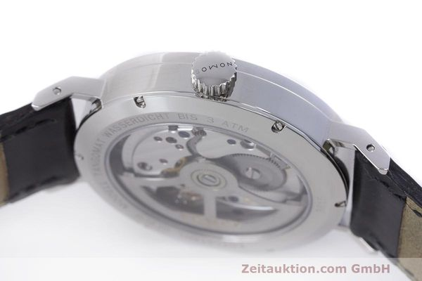 Used luxury watch Nomos Tangomat steel automatic Kal. Epsilon  | 162593 08