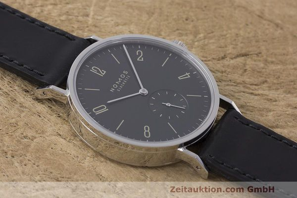 Used luxury watch Nomos Tangomat steel automatic Kal. Epsilon  | 162593 14