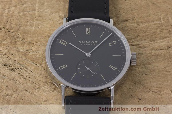 Used luxury watch Nomos Tangomat steel automatic Kal. Epsilon  | 162593 15