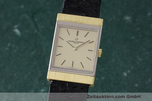 VACHERON & CONSTANTIN 18 CT GOLD MANUAL WINDING KAL. 1052 [162609]