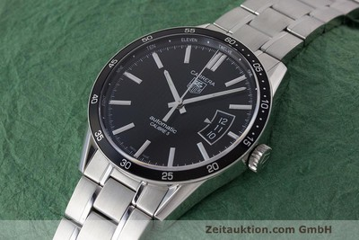 TAG HEUER CARRERA STEEL AUTOMATIC KAL. 5 SW 200-1 LP: 2150EUR [162612]