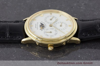 BLANCPAIN VILLERET OR 18 CT AUTOMATIQUE KAL. 95 LP: 46100EUR [162621]