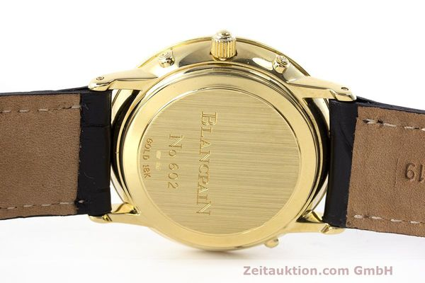 Used luxury watch Blancpain Villeret 18 ct gold automatic Kal. 95  | 162621 08