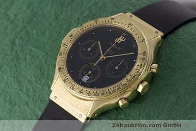 HUBLOT MDM CHRONOGRAPHE OR 18 CT QUARTZ KAL. MDM 1270 LP: 26900EUR [162622]