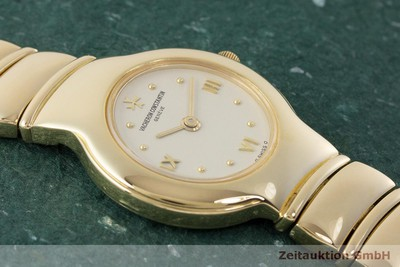 VACHERON & CONSTANTIN OR 18 CT QUARTZ KAL. 1129 281.002 LP: 13500EUR [162628]