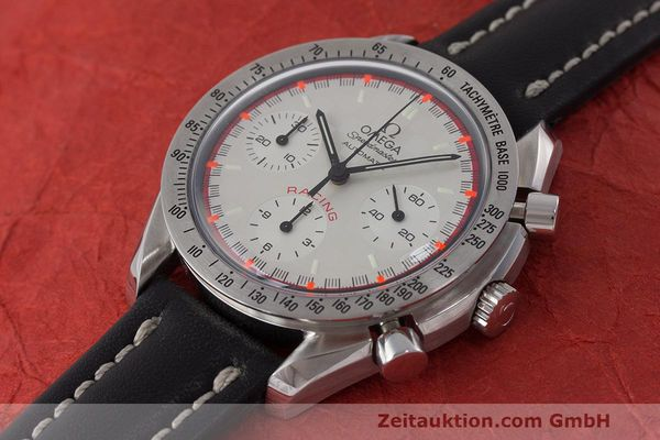Used luxury watch Omega Speedmaster chronograph steel automatic Kal. 3220A LIMITED EDITION | 162631 01
