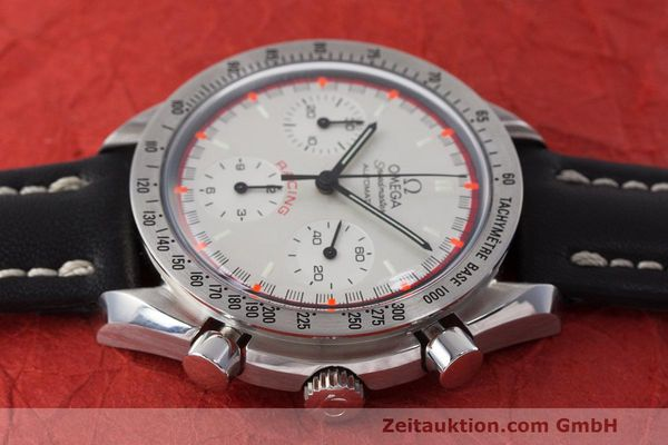Used luxury watch Omega Speedmaster chronograph steel automatic Kal. 3220A LIMITED EDITION | 162631 05