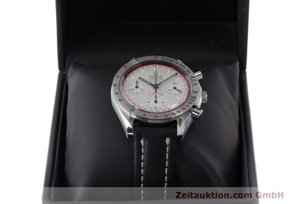 Used luxury watch Omega Speedmaster chronograph steel automatic Kal. 3220A LIMITED EDITION | 162631 07