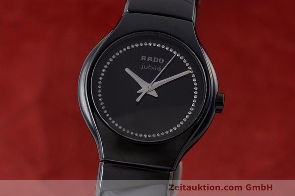 RADO TRUE CÉRAMIQUE QUARTZ KAL. ETA 980.100 LP: 1570EUR [162649]