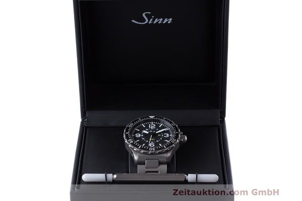 Used luxury watch Sinn 857 UTC steel automatic Ref. 857.4270  | 162651 07