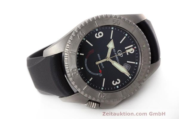 Used luxury watch Girard Perregaux Sea Hawk II titanium automatic Kal. 330 Ref. 4990  | 162673 03