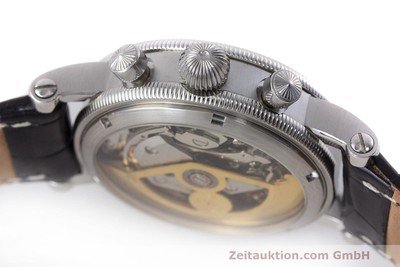 CHRONOSWISS LUNAR CHRONOGRAPH STEEL AUTOMATIC KAL. ETA 7750 LP: 6150EUR [162680]