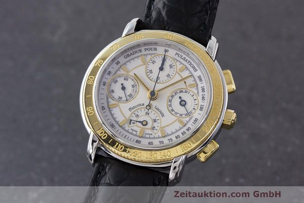 MAURICE LACROIX MASTERPIECE CHRONOGRAPH STAHL / GOLD LIMITIERT VP: 4900,- Euro [162703]