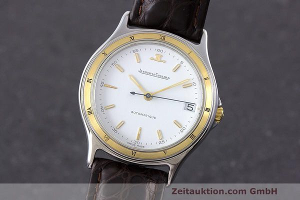 JAEGER LE COULTRE HERAION ACIER / OR AUTOMATIQUE KAL. 889/1 LP: 6350EUR [162710]
