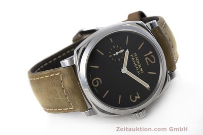 PANERAI RADIOMIR STEEL MANUAL WINDING KAL. P999/1 LP: 7000EUR [162729]