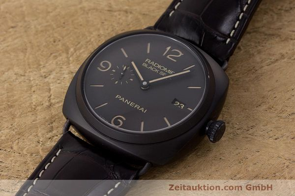 Used luxury watch Panerai Black Seal ceramic automatic Kal. P9000 Ref. OP6915 / PAM00505  | 162732 01