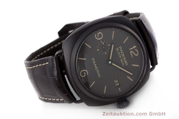 Used luxury watch Panerai Black Seal ceramic automatic Kal. P9000 Ref. OP6915 / PAM00505  | 162732 03