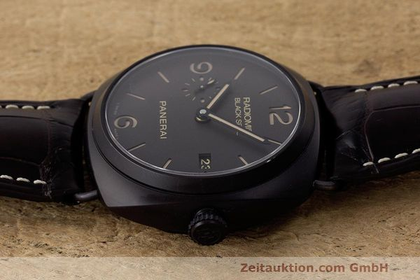 Used luxury watch Panerai Black Seal ceramic automatic Kal. P9000 Ref. OP6915 / PAM00505  | 162732 05