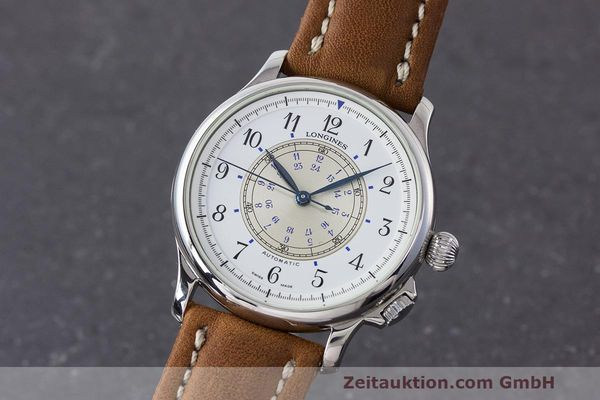 LONGINES NAVIGATION WATCH ACIER AUTOMATIQUE KAL. ETA 2892-2 [162733]