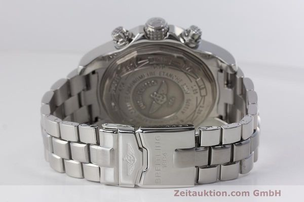 Used luxury watch Breitling Avenger chronograph steel automatic Kal. B13 ETA 7750 Ref. A13370  | 162738 01
