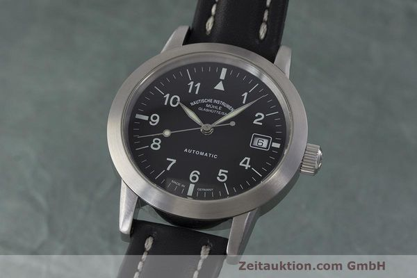 MÜHLE SPORTS M12 STEEL AUTOMATIC KAL. ETA 2824-2 LP: 0EUR [162752]