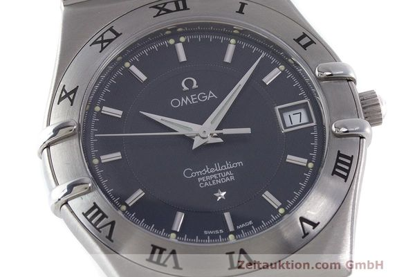 二手奢侈品腕表 Omega Constellation 钢质 石英机芯 Kal. 1680 ETA 252.411 Ref. 396.1204  | 162781 02