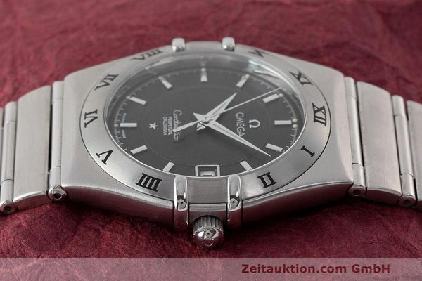 二手奢侈品腕表 Omega Constellation 钢质 石英机芯 Kal. 1680 ETA 252.411 Ref. 396.1204  | 162781 05