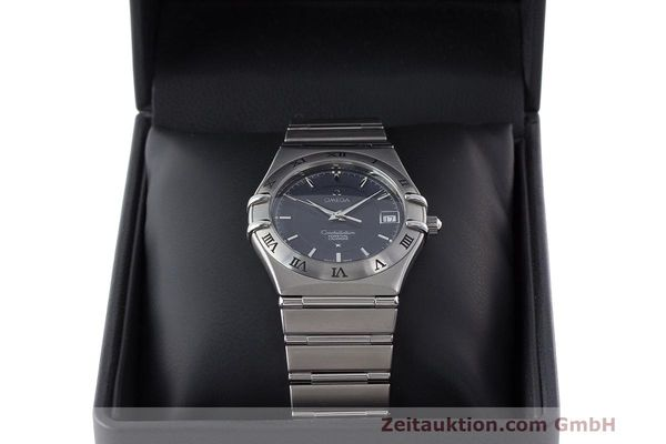 二手奢侈品腕表 Omega Constellation 钢质 石英机芯 Kal. 1680 ETA 252.411 Ref. 396.1204  | 162781 07