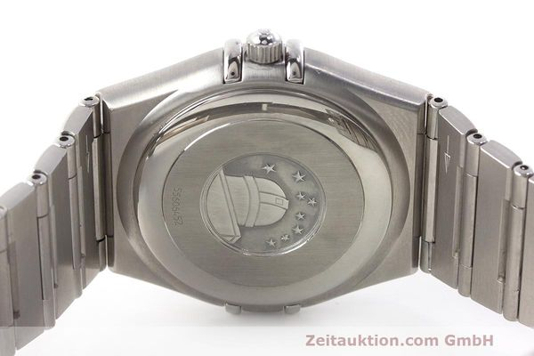 二手奢侈品腕表 Omega Constellation 钢质 石英机芯 Kal. 1680 ETA 252.411 Ref. 396.1204  | 162781 09