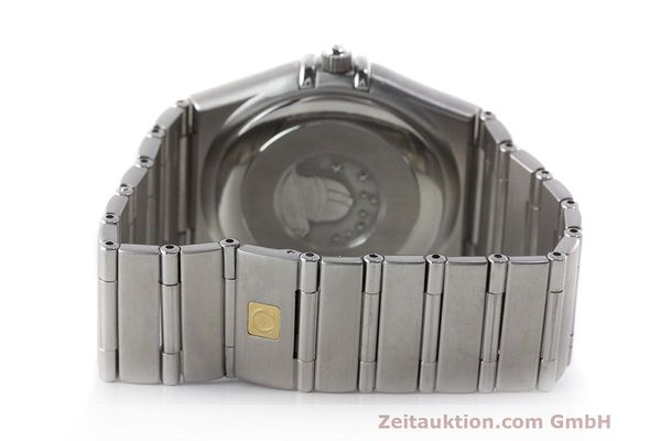 二手奢侈品腕表 Omega Constellation 钢质 石英机芯 Kal. 1680 ETA 252.411 Ref. 396.1204  | 162781 11