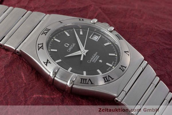 二手奢侈品腕表 Omega Constellation 钢质 石英机芯 Kal. 1680 ETA 252.411 Ref. 396.1204  | 162781 14