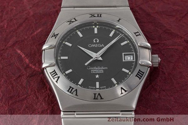 二手奢侈品腕表 Omega Constellation 钢质 石英机芯 Kal. 1680 ETA 252.411 Ref. 396.1204  | 162781 15