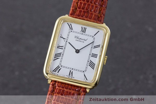 CHOPARD 18 CT GOLD MANUAL WINDING KAL. ETA 2517 LP: 8540EUR [162789]