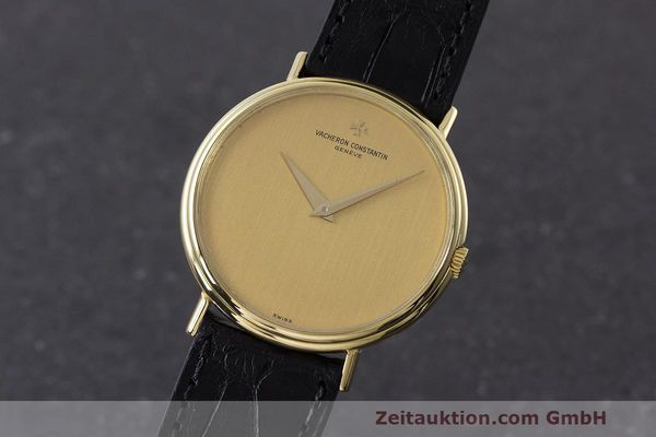 VACHERON & CONSTANTIN 18 CT GOLD MANUAL WINDING KAL. 1015 [162813]