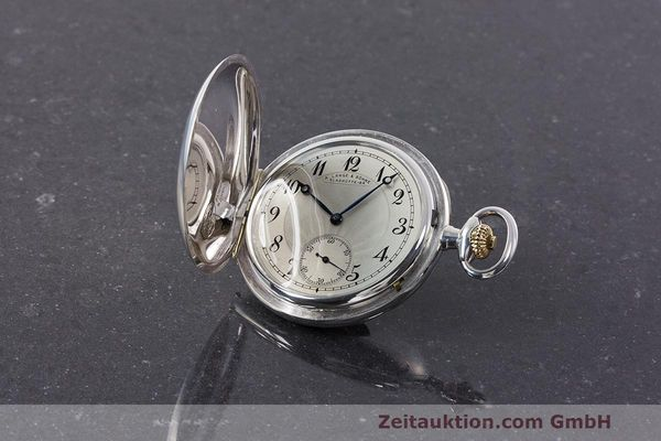 A. LANGE & SÖHNE ALS POCKET WATCH SILVER MANUAL WINDING  [162824]