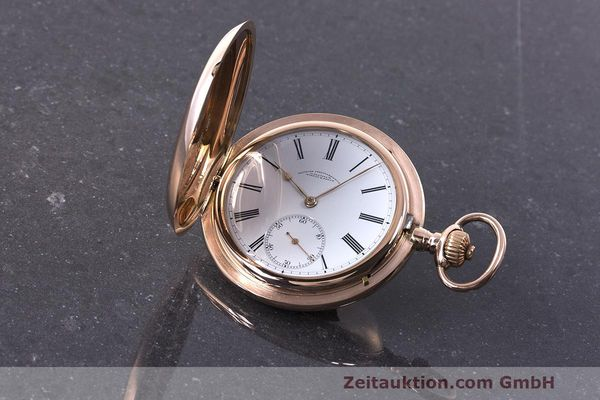 A. LANGE & SÖHNE DUF ORO ROSSO 14 CT CARICA MANUALE KAL. 45  [162825]