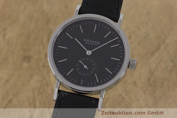NOMOS TANGENTE SPORT STEEL MANUAL WINDING KAL. BETA LP: 2080EUR [162861]