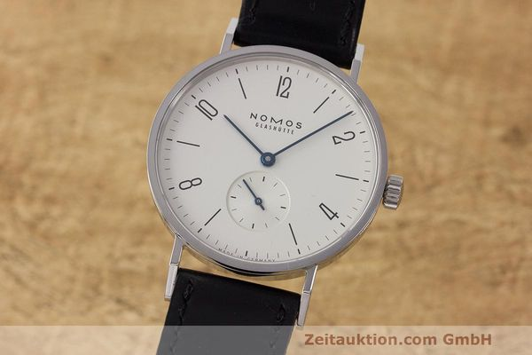 NOMOS TANGENTE STEEL MANUAL WINDING KAL. ALPHA LP: 1380EUR [162862]