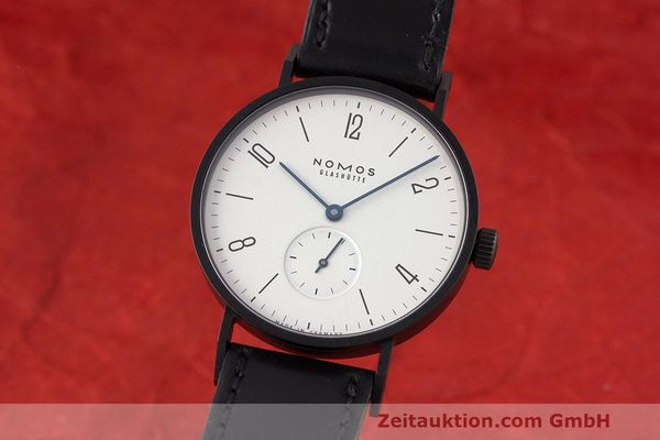 NOMOS TANGENTE STEEL MANUAL WINDING KAL. ALPHA LP: 1580EUR [162863]